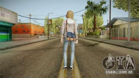 Life Is Strange - Max Caulfield Red Shirt v1 para GTA San Andreas