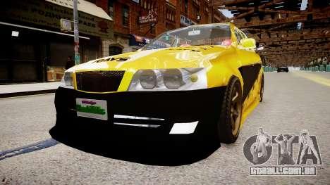 Toyota Chaser Tokyo Drift para GTA 4