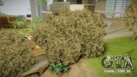 GTA 4 Vegetation para GTA San Andreas