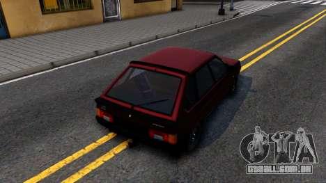 VAZ-21096 para GTA San Andreas
