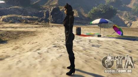 Catwoman para GTA 5