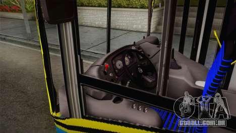 Nuovobus Cabines S. um para GTA San Andreas