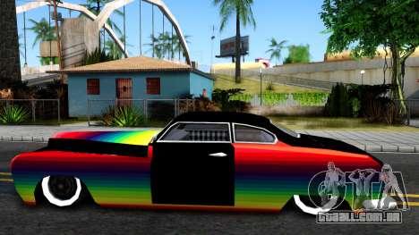 LOW Hermes para GTA San Andreas