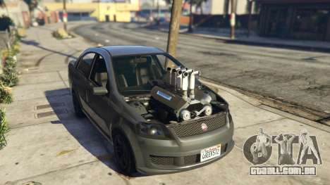 Asea V8 Mod
