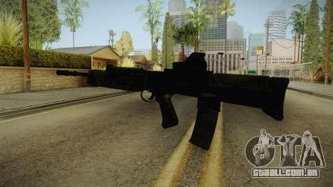 Enfield L85A2 para GTA San Andreas