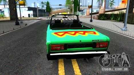 """VAZ 2106 """"Shaherizada"""" para GTA San Andreas"""