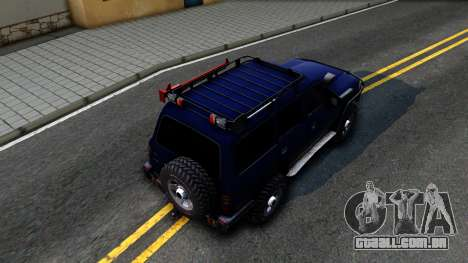 Toyota Land Cruiser 80 para GTA San Andreas