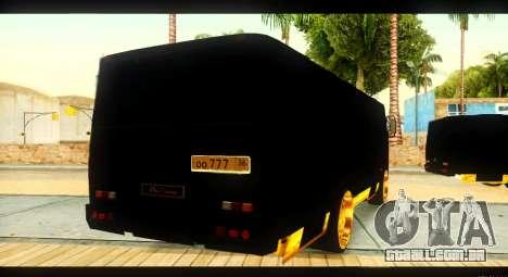 GROOVE 4234 Elite de Ouro para GTA San Andreas