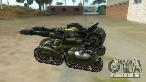 New RC Tiger para GTA San Andreas