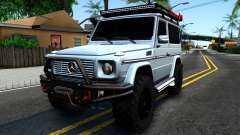 Mercedes-Benz G500 Off-Road Short para GTA San Andreas