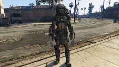Predator 1.0 para GTA 5