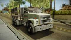 GTA 5 Vapid Scrap Truck v2 IVF