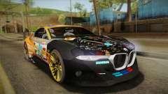 BMW CSL Hommage R 2015 GSR Project Mirai
