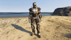 Iron Man Mark 24 Tank para GTA 5