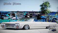 Novo Menu Lowriders
