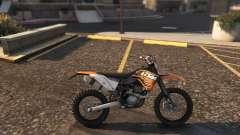KTM EXC 530 2010