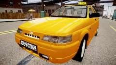 VAZ 2112 de Táxi