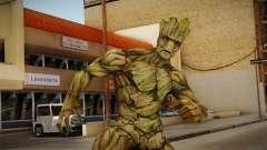 Marvel Future Fight - Groot