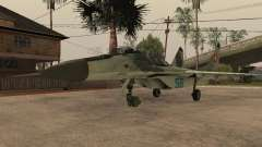 MIG-29 Armenian para GTA San Andreas