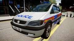 Metropolitan Police 2002 IRV
