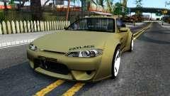Nissan Silvia S15 Rocket Bunny para GTA San Andreas