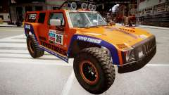Hummer H3 Robby Gordon 2013