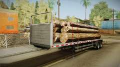 GTA 5 Log Trailer v1