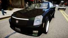 Cadillac CTS v2.1 para GTA 4