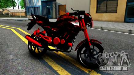 Empire Keeway Arsen 2 para GTA San Andreas