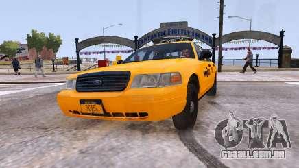 Taxi Nyc para GTA 4