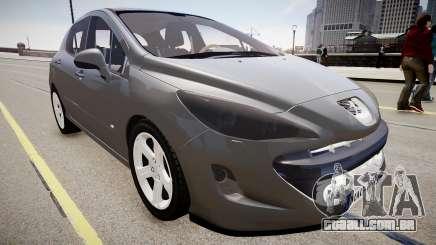 Peugeot 308 GTi 2011 para GTA 4
