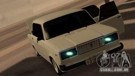 2107 HUNLY para GTA San Andreas