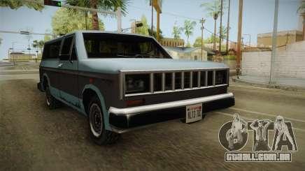 Bobcat XL para GTA San Andreas