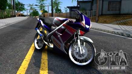 Yamaha TZM 150 para GTA San Andreas