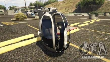 Warbird para GTA 5