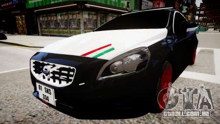 Volvo S60 Modified para GTA 4