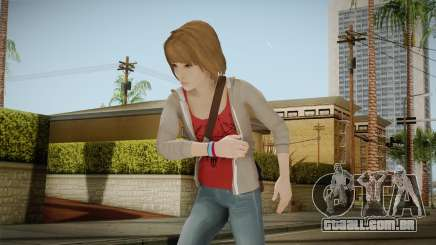 Life Is Strange - Max Caulfield Red Shirt v1 para GTA San Andreas