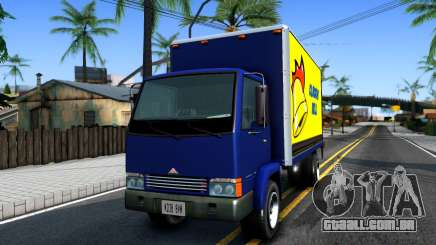 Mule From GTA 4 para GTA San Andreas