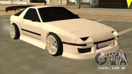 Nissan RX-7 DRIFT JDM para GTA San Andreas