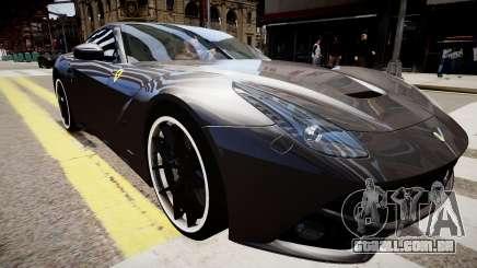 Ferrari F12 Berlinetta para GTA 4