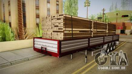 Bort Job Trailer para GTA San Andreas