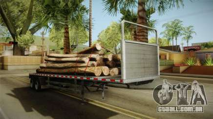 GTA 5 Log Trailer v2 para GTA San Andreas