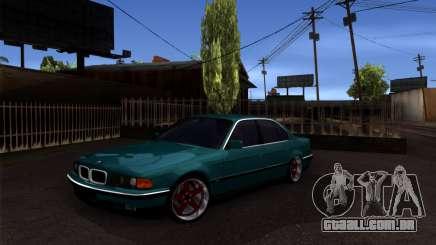 BMW 730i para GTA San Andreas