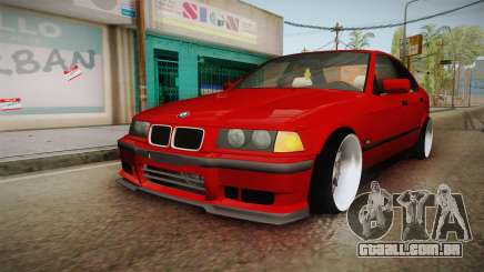 BMW 3 Series E36 Sedan para GTA San Andreas