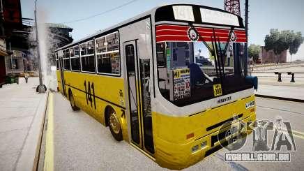 Ciferal GLS M.Benz OF-1318 para GTA 4