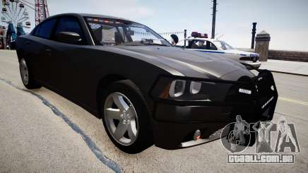Dodge Charger R/T 2011 para GTA 4