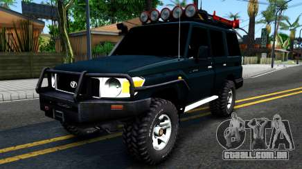 Toyota Land Cruiser 70 Off-Road V1.0 para GTA San Andreas