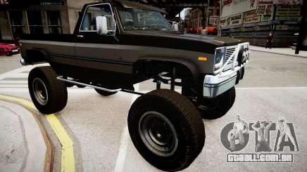Rancher V3 para GTA 4