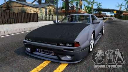 Str1keZs Cheetah para GTA San Andreas