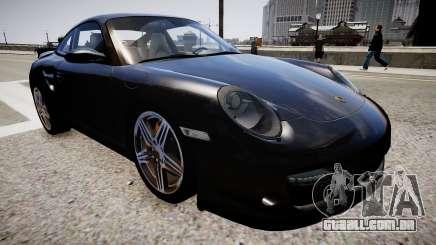 Porsche 911 turbo 2008 para GTA 4